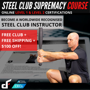 Steel Club Certification Course
