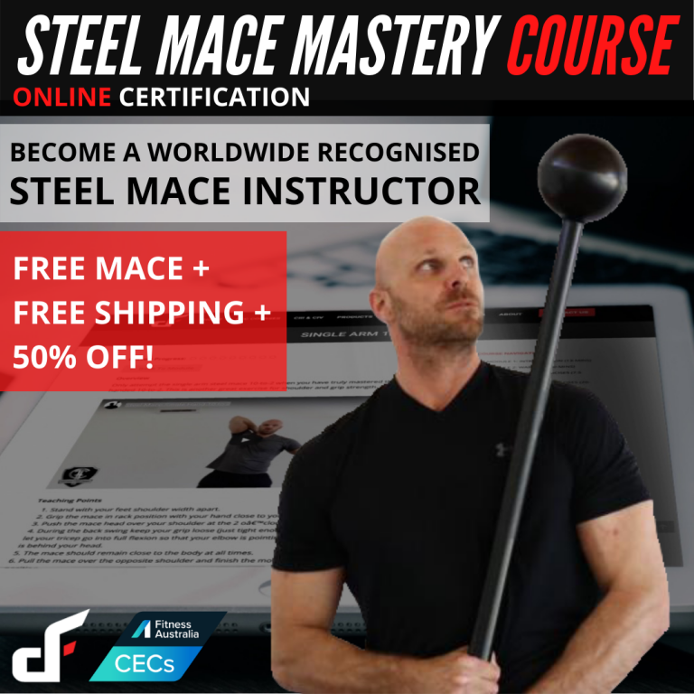 Steel Mace Certification