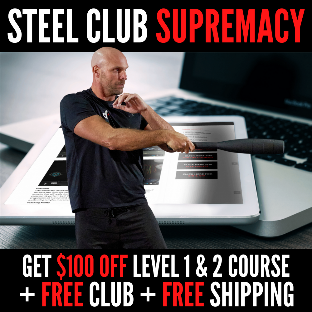 Steel Club Supremacy Course